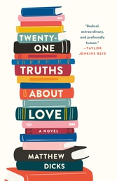 Twenty-one Truths About Love Book Cover - Click to open Latest Guides panel