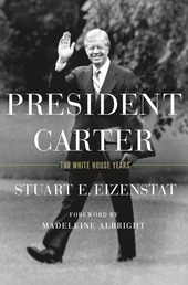 President Carter Book Cover - Click to open New Releases panel