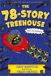 The 78-Story Treehouse Book Cover - Click to open Macmillan Kids panel
