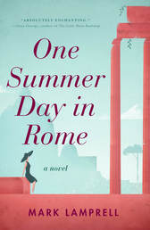 One Summer Day in Rome Book Cover - Click to open New Releases panel
