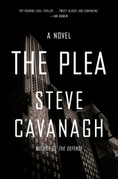 The Plea Book Cover - Click to open New Releases panel