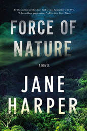 Force of Nature Book Cover - Click to open Top Sellers panel