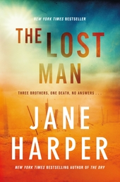 The Lost Man Book Cover - Click to open Top Sellers panel