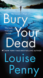 Bury Your Dead Book Cover - Click to see book details