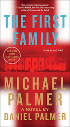 The First Family Book Cover - Click to open Coming Soon panel