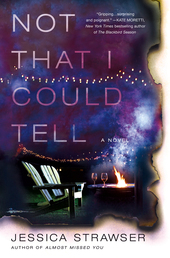 Not That I Could Tell Book Cover - Click to open Top Sellers panel