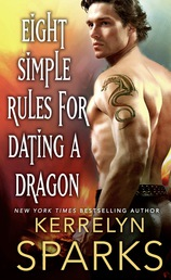 Eight Simple Rules for Dating a Dragon Book Cover - Click to open Top Sellers panel