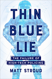 Thin Blue Lie Book Cover - Click to open Top Sellers panel