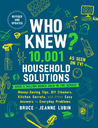 Who Knew? 10,001 Household Solutions Book Cover - Click to open New Releases panel