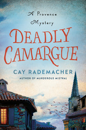 Deadly Camargue Book Cover - Click to open Coming Soon panel