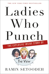 Ladies Who Punch Book Cover - Click to open Top Sellers panel
