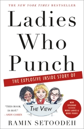 Ladies Who Punch Book Cover - Click to open Coming Soon panel
