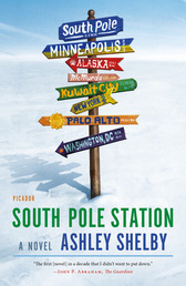 South Pole Station Book Cover - Click to see book details