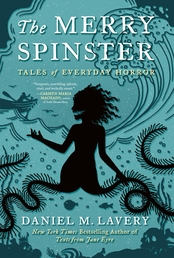The Merry Spinster Book Cover - Click to open New Releases panel