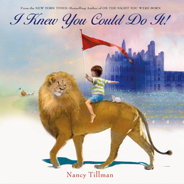 I Knew You Could Do It! Book Cover - Click to open Macmillan Kids panel