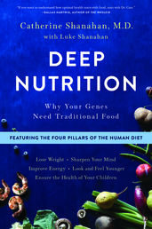 Deep Nutrition Book Cover - Click to open Coming Soon panel