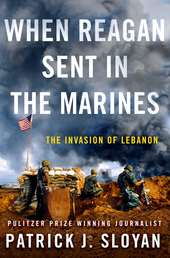 When Reagan Sent In the Marines Book Cover - Click to open Coming Soon panel