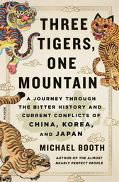 Three Tigers, One Mountain Book Cover - Click to open Top Sellers panel