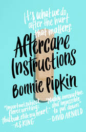 Aftercare Instructions Book Cover - Click to open New Releases panel