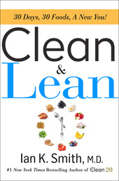 Clean & Lean Book Cover - Click to open Top Sellers panel