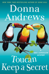 Toucan Keep a Secret Book Cover - Click to open Top Sellers panel