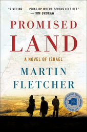 Promised Land Book Cover - Click to open Coming Soon panel