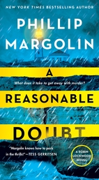 A Reasonable Doubt Book Cover - Click to open Coming Soon panel
