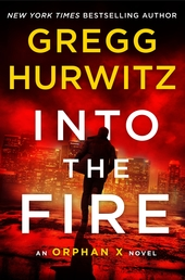 Into the Fire Book Cover - Click to open Top Sellers panel