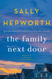 The Family Next Door Book Cover - Click to open Top Sellers panel