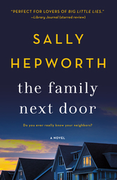 The Family Next Door Book Cover - Click to open New Releases panel