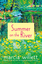 Summer on the River Book Cover - Click to open New Releases panel