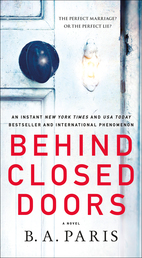 Behind Closed Doors Book Cover - Click to open Coming Soon panel