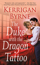 The Duke With the Dragon Tattoo Book Cover - Click to open Top Sellers panel