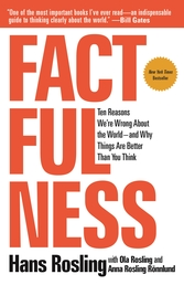 Factfulness Book Cover - Click to open Coming Soon panel