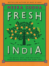 Fresh India Book Cover - Click to open Cookbooks panel
