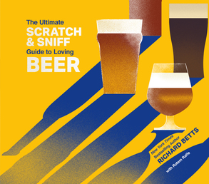 The Ultimate Scratch & Sniff Guide to Loving Beer Book Cover - Click to open Cookbooks panel