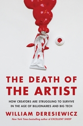 The Death of the Artist Book Cover - Click to open Top Sellers panel