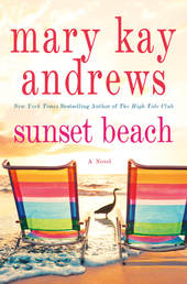 Sunset Beach Book Cover - Click to open Top Sellers panel