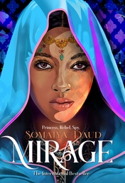 Mirage Book Cover - Click to open Coming Soon panel
