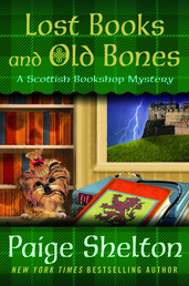 Lost Books and Old Bones Book Cover - Click to open Coming Soon panel