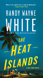 The Heat Islands Book Cover - Click to open Coming Soon panel