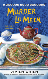 Murder Lo Mein Book Cover - Click to open Coming Soon panel
