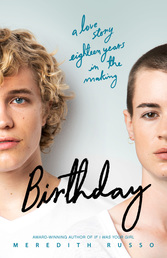 Birthday Book Cover - Click to open Coming Soon panel