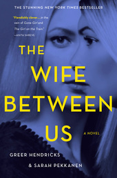 The Wife Between Us Book Cover - Click to open Top Sellers panel