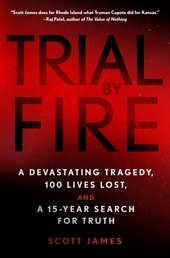 Trial by Fire Book Cover - Click to open Coming Soon panel