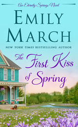 The First Kiss of Spring Book Cover - Click to open Top Sellers panel