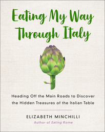 Eating My Way Through Italy Book Cover - Click to open Coming Soon panel