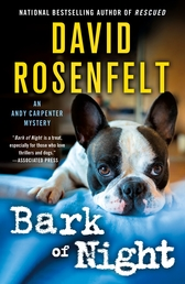 Bark of Night Book Cover - Click to open New Releases panel