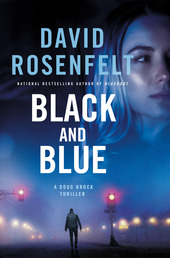 Black and Blue Book Cover - Click to open Coming Soon panel