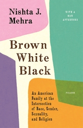 Brown White Black Book Cover - Click to open New Releases panel